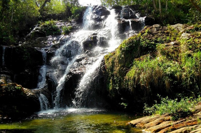 Cachoeira da Quarta Queda