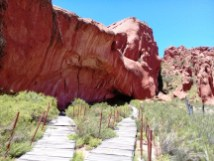 Quebrada de Chulín ou Inca Cueva