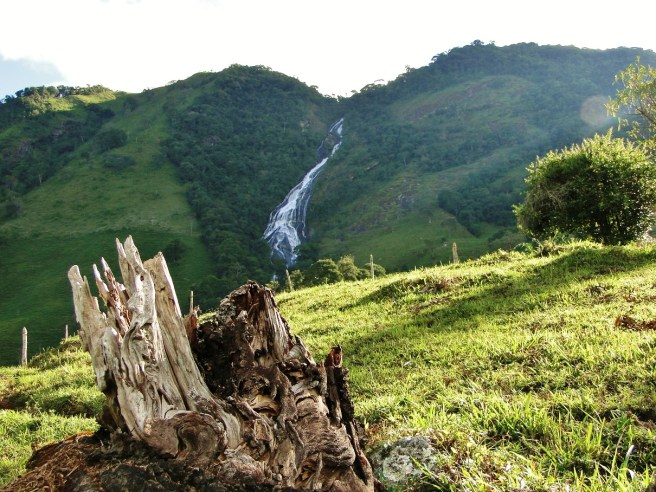 Cachoeira do Paiol