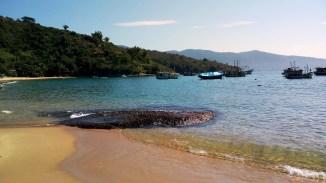 Praia do Pouso da Cajaíba