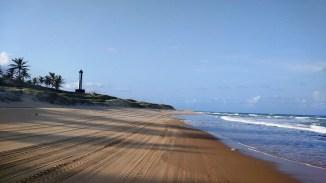 Praia de Bacupari