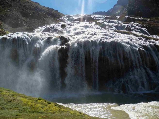 Cataratas del Atuel