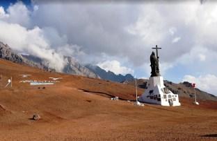 Cerro Aconcágua/Cristo Redentor de los Andes