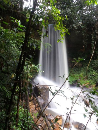 Cachoeira das Araras/ foto Carlos Tuyama