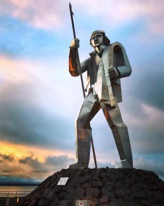 Monumento a Andrés Guacurarí o Andresito