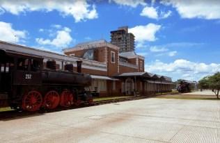 Antigua Estación del Ferrocarril