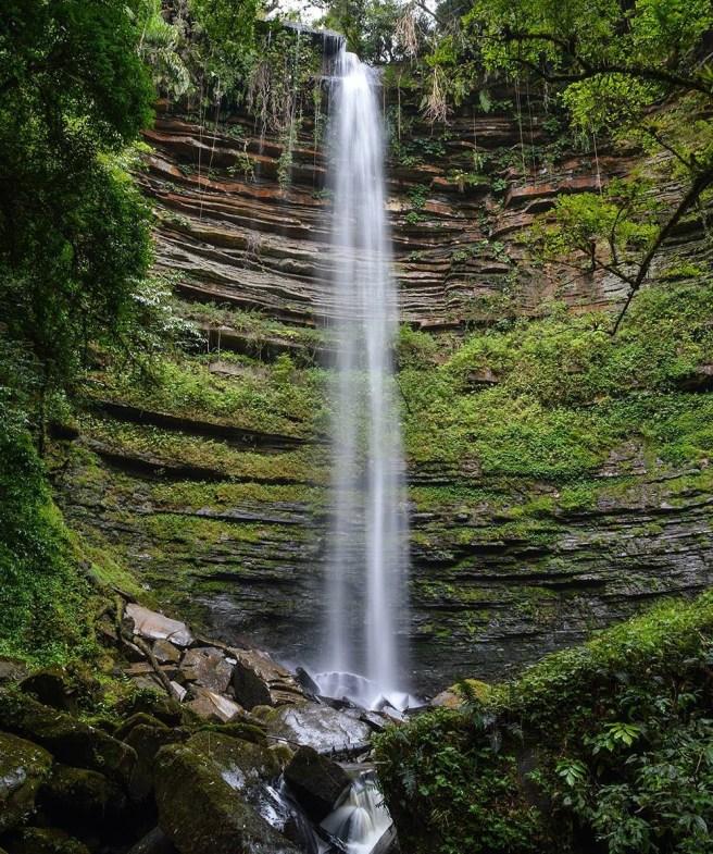 Cachoeira do Baú/ foto Wilian Klaumann