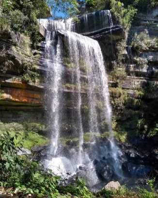 Cachoeira da Gruta do Índio