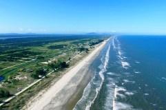 Praia do Boqueirão Sul