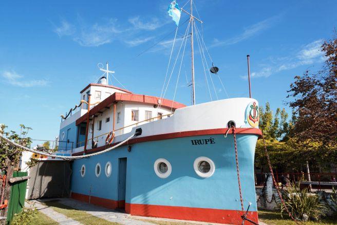 Casa Barco Irupé