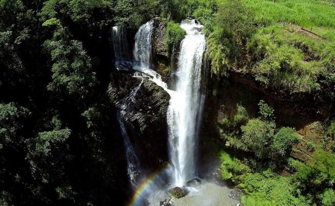 Salto do Pântano/ foto OWL Drones