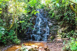 Cachoeira Três Quedas/ Cachoeira da Nascente