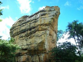 Sítio Arqueológico Mundo Novo/ Pedra do Navio