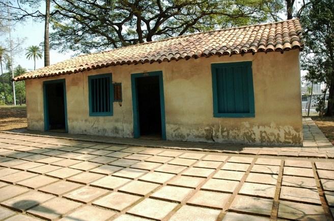 Casa do Grito/ foto Sylvia Masini