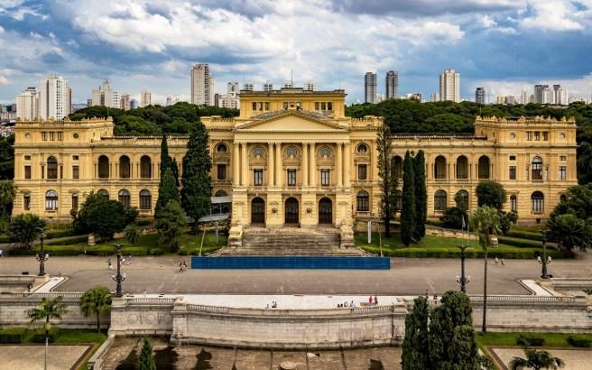 Museu do Ipiranga/ foto CC-BY-SA 4.0 BR