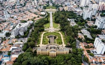 Parque da Independência/ foto CC-BY-SA 4.0 BR