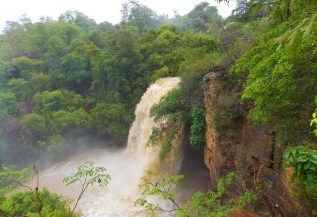 Cachoeira das Arraias