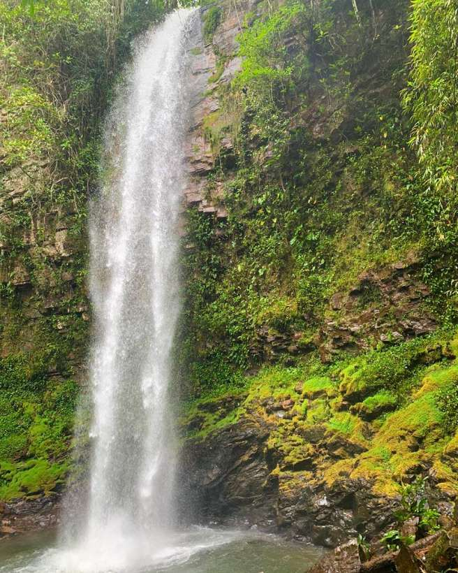 Cachoeira Chuva de Prata