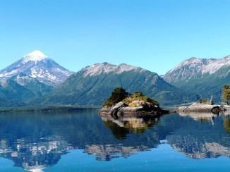 Lago Huechulafquen/ foto Pablo Genga