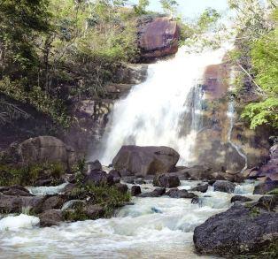 Cachoeira do Arco Iris/ foto Carlão Gomes