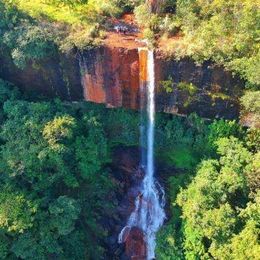 Cachoeira de Itambé/ foto @goiasvertical