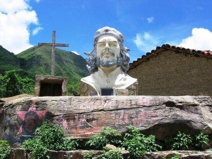 Ruta del Che/ La Higuera