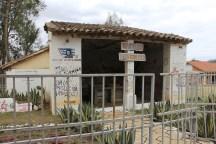Ruta del Che/ lavanderia do Hospital