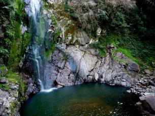 Cascada de Los Pizarros