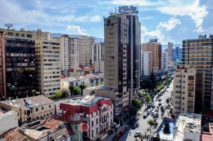 La Paz/ foto David Almeida