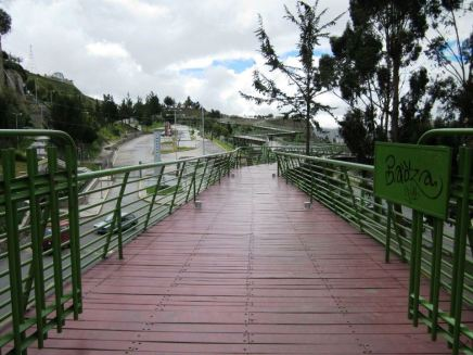 Parque Metropolitano Laikakota/ foto Ignacio Guajardo
