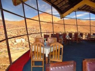 Restaurante Mirador Pari Orcko