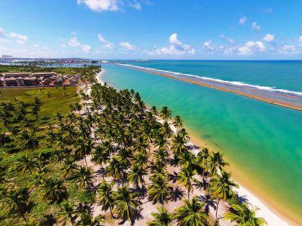 Praia Muro Alto/ foto Cleferson Comarela
