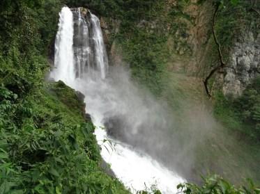 Cascada Rincón del Tigre