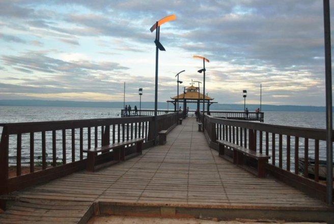 Playa Municipal de Areguá