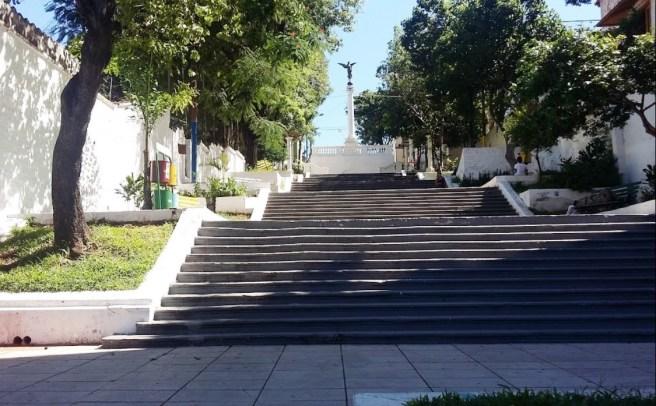 Escalinata Antequera
