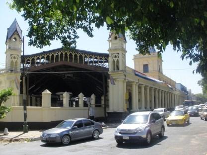 Estación Central del Ferrocarril