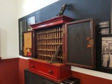 Museo Ferroviario/ foto Isra Dark Baez