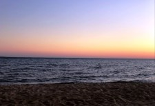 Playa Tacuary/ foto Victor Kisman