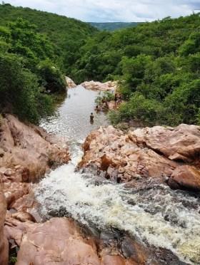Cachoeira do Poço dos Cágados/ foto Alyson Cleitom