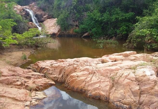 Cachoeira do Poço dos Cágados/ foto Josias Queiroz