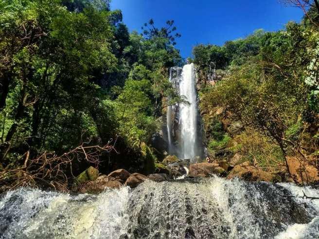 Cachoeira do Alto Rio Baile/ foto Rômulo Taques
