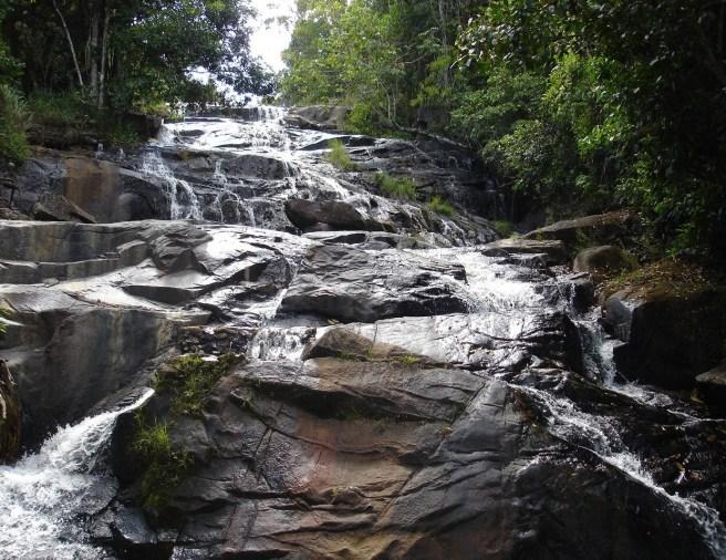 Cachoeira das Palmeiras/ foto Iandecy Pereira
