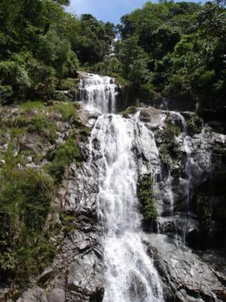 Cascada La Cuba