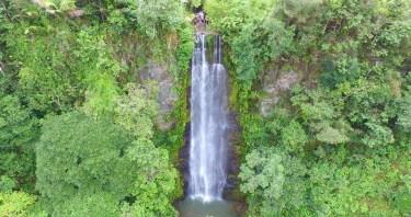 Cascadas de Hachita
