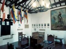 Casa Museo Capitán Antonio Ricaurte/ foto Juan Carlos Jaimes Poblador