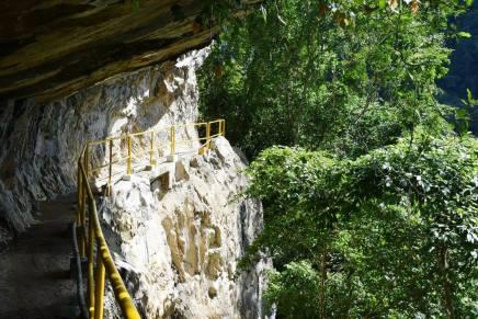 Cavernas del Río Nus/ foto Basilio Buitrago