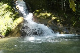 Cascada La Algarroba