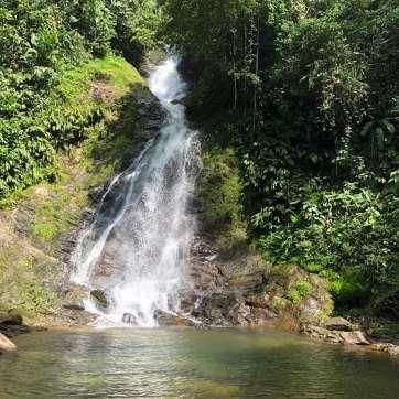 Cascada La Avispa