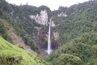 Cascada Las Nereidas/ foto Ernesto Naranjo Henao