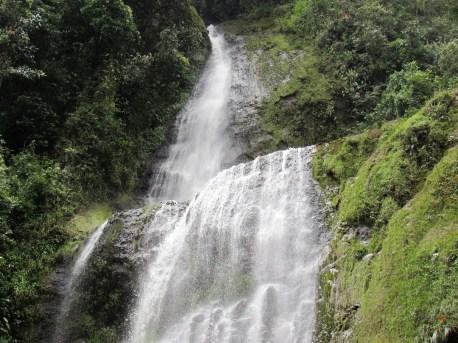Cascada de Palmichal/ foto Luis Vélez